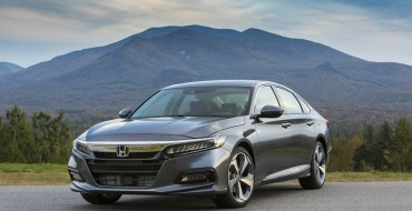 Honda Accord & Civic Among 2019's '10Best' Cars