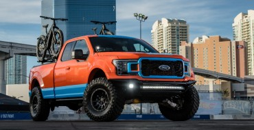 Ford Picks Up Three Vehicle of the Year Awards at SEMA 2018