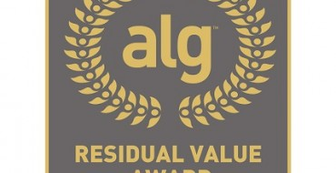 Subaru Named Top Brand in 2019 ALG Residual Value Awards