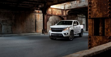Chevrolet Introduces Two New Colorado Models for the 2019 Model Year