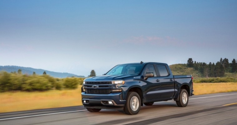 Chevy Discounts 2019 Silverado 1500 for June