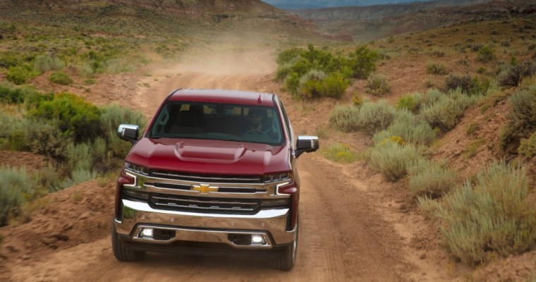 2019 Chevy Silverado is the Official Truck of Real People