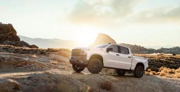 GM Files for 'High Desert' Trademark