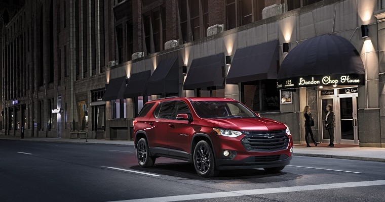 2019 Chevy Traverse and Silverado Make US News' List of Spring Best Buys