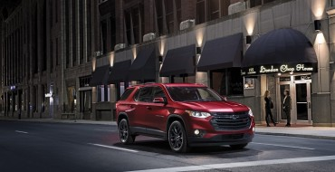 Chevy Discounts the Traverse for Memorial Day