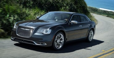 Chrysler 300 Earns Spot on US News' List of 20 Roomiest Sedans in 2019