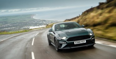 Ford Unleashes Mustang Bullitt on Isle of Man Mountain Road
