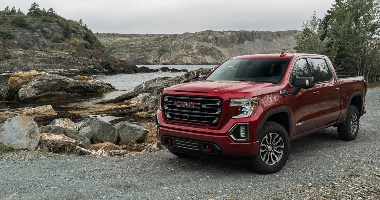 2019 GMC Sierra AT4 and Elevation Regular Cabs Unveiled in Middle East