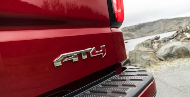 AT4 Trim Will Soon Be Available Across GMC's Entire Lineup