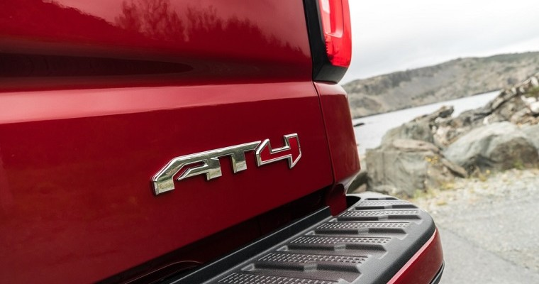 2021 GMC Canyon to Get AT4 Off-Road Variant