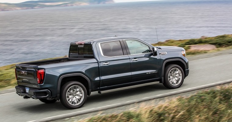 Mexico to Get New 2019 GMC Sierra in Early 2019