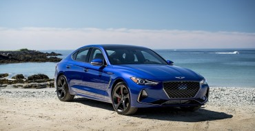 2019 Genesis G70 Wows Judges, Wins MotorTrend Car of the Year Award