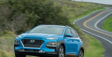 Hyundai Kona and Kona Electric Named 2019 North American Utility Vehicle of the Year