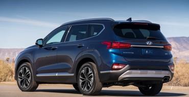 2019 Hyundai Santa Fe Overview