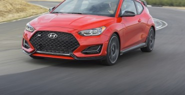 Hyundai's 2019 Veloster N and 2019 Kona Win KBB Best Buy Awards