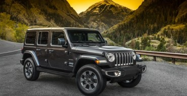 KBB Names 2019 Jeep Wrangler Most Awarded Car of 2019