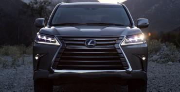 2019 Lexus LX Overview