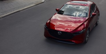 The Mazda3 is Raking in the Awards