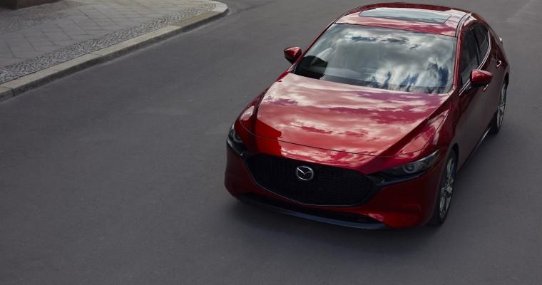 The Mazda3 is Raking in the Awards