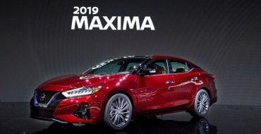 Nissan Altima and Maxima Make US News' List of 20 Roomiest Sedans in 2019