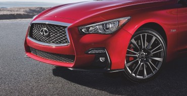 Infiniti Q50 Drives Home With Award for Certified Pre-Owned Value