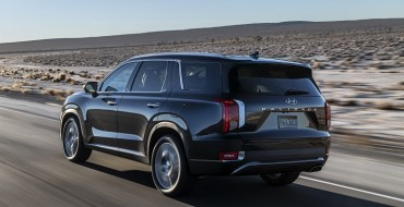 New Hyundai Palisade Wins IIHS Top Safety Pick+ Rating