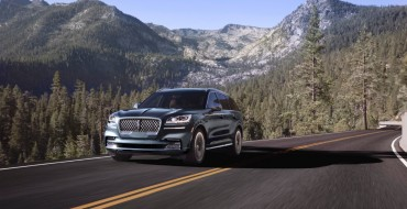 Lincoln Q1 2021 Sales Increase in Canada Behind Aviator