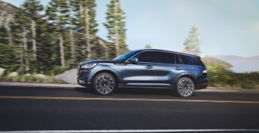 2020 Lincoln Aviator Overview