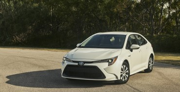 Toyota Launches First-Ever Corolla Hybrid