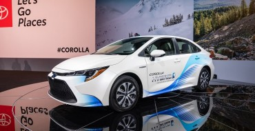 Redesigned 2020 Toyota Corolla Gets Hybrid Model