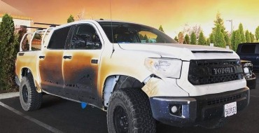 Toyota Offers New Tundra to Nurse Who Saved Stranded Patients in California Wildfires