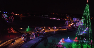 4 Drive-Thru Holiday Light Displays in Wisconsin