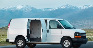 2019 Chevrolet Express Cargo Overview