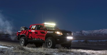 New Official Parts Let Colorado ZR2 Hit the Sand