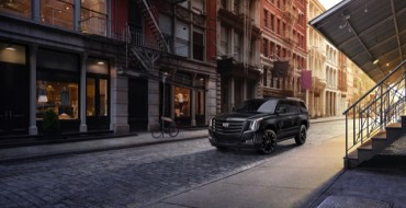 2019 Cadillac Escalade Adds Blacked-Out Sport Edition