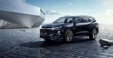 Chevy Unveils FNR-CarryAll Concept SUV in China