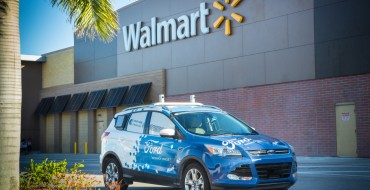 Ford and Walmart Teaming Up to Test Autonomous Grocery Delivery