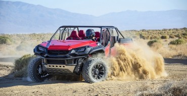 Honda Converts Ridgeline Into Massive ATV for SEMA