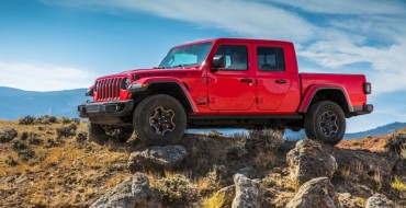 2020 Jeep Gladiator Earns Best Family Pickup Truck Honor From GAAMA