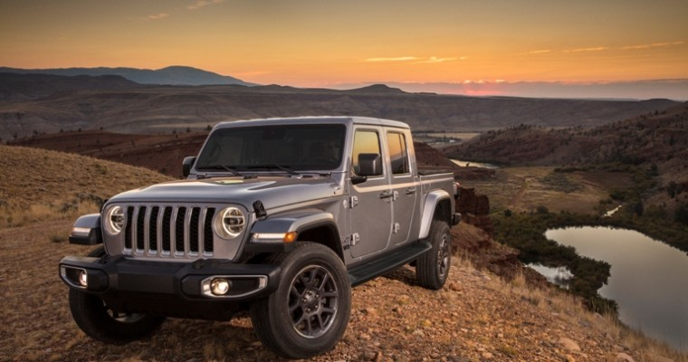 "New Jeep Gladiator Ads Use Dialogue from the ""Gladiator"" Movie"
