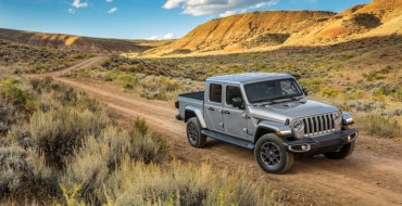 2020 Jeep Gladiator Makes History At Annual Northwest Automotive Press Association Mudfest