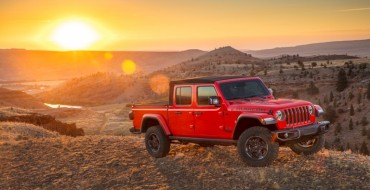 [PHOTOS] The 2020 Jeep Gladiator Officially Enters the Mid-Size Pickup Truck Arena