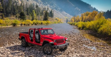 2020 Jeep Gladiator Rubicon Named Best Truck At Miami Competition