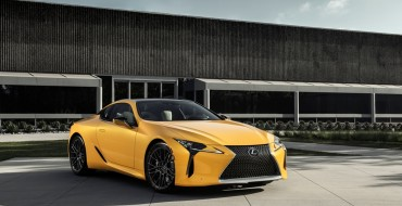 [PHOTOS] Explore the Five Custom Models Lexus Took to SEMA