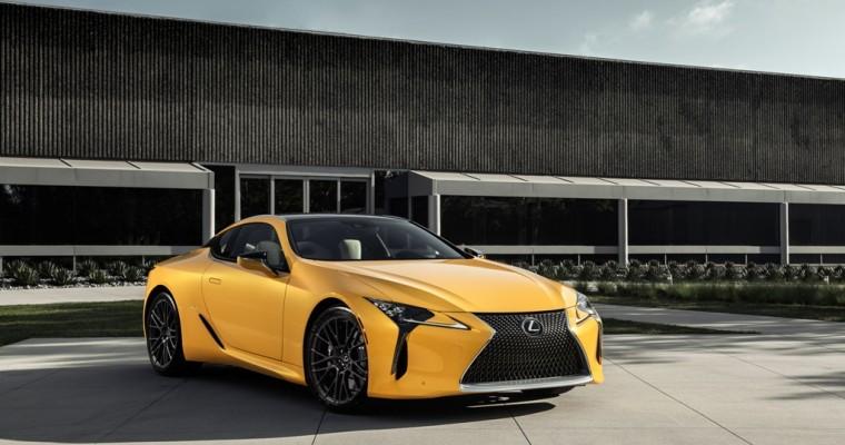 [PHOTOS] Explore the Five Custom Models Lexus Took to SEMA