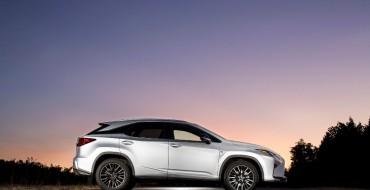 2019 Lexus RX Overview