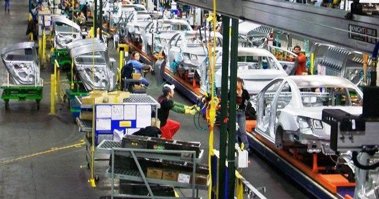 Automotive Production Experiences Its Most Significant Decline in a Decade