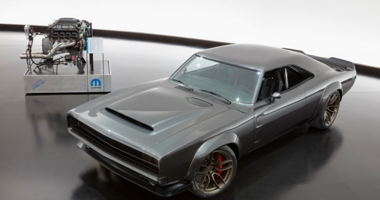 'Hellephant' 426 HEMI Crate Engine Available for Pre-Order