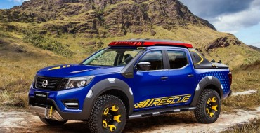 Nissan Unveils Fun Frontier Concept In Brazil