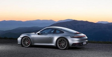 Porsche Unveils New-Generation 911